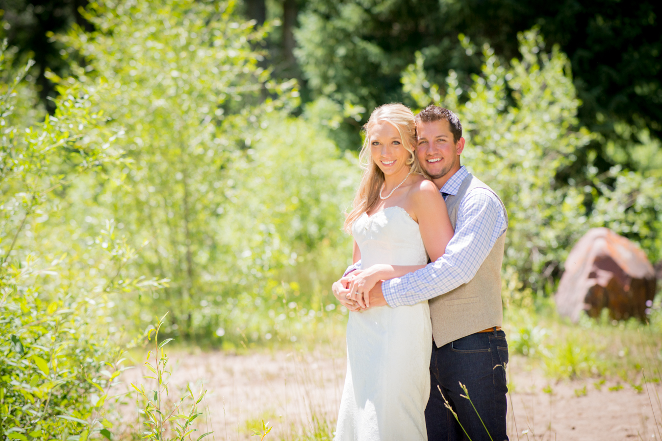 The Fort Wedding | Aspen
